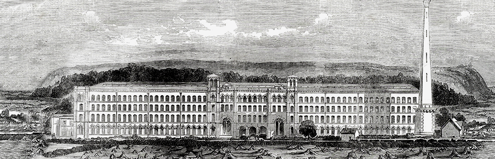 Behrens - Manchester's Oldest Textile Company