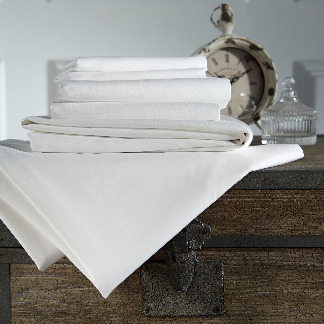 Plain dyed sheets generic stack white, Sheeting & Pillow Cases   Behrens Home Textiles, Bed Linen / Bedding Supplier, Manchester, United Kingdom