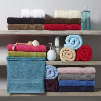 Pure Linen Company Luxury Bath Linen Towels